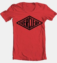 Everclear Grain Alcohol T shirt Free Shipping beer 100% cotton red graphic tee image 2