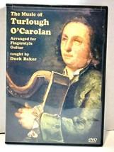 The Music Of Turlough O'Carolan Arranged For Fingerstyle Guitar Duck Bak... - $30.00