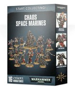 Start Collecting! Chaos Space Marines, Warhammer 40,000, 40k, Games Work... - £60.54 GBP