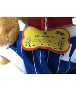 Build a Bear Workshop  Plush Beagle Dog  Blue #10 Jersey Brown and White... - $24.88