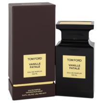 Tom Ford Vanille Fatale Perfume 3.4 Oz Eau De Parfum Spray image 1