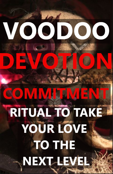 Black voodoo magick obsession love spell black magick hoodoo commitment spell - $99.97