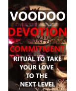 Black voodoo magick obsession love spell black magick hoodoo commitment ... - $99.97