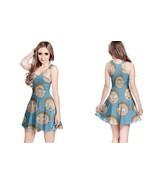 Rick Morty Head Reversible Dress - $25.99+