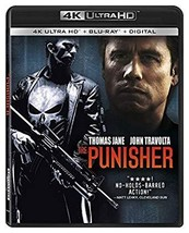 The Punisher (4K Ultra HD + Blu-ray + Digital)