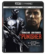 The Punisher (4K Ultra HD + Blu-ray + Digital) - $13.95