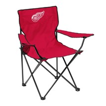 Adjustable Chair, Logo Detroit Red Wings Portable Quad Outdoor Patio Chair - $46.49