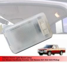 Interior Dome Light For Nissan Hardbody Frontier 720 Navara D21 D22 D23 Pickup - $22.37