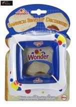 Wonder Sandwich Sealer N Decruster Colors may v... - $18.81