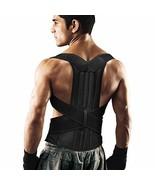 Back Brace Posture Corrector Keep Spine Safe for Women and Men Posture C... - $30.94
