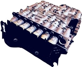 6R80 COMPLETE VALVE BODY WITH SOLENOIDS 09 Up FORD RANGER LINCOLN MERCURY