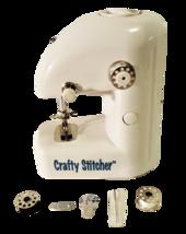 NEW! Stitches Crafty Stitcher Sewing Machine, Sew on Cloth or Paper! image 1
