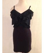 New Ann Taylor LOFT Size 2  Black Short Formal or Cocktail Dress - Parti... - $28.30
