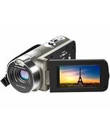 Camera Camcorder, Besteker 1080P Recorder 24M 16X HD Digital Zoom Video ... - $50.11