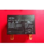 841-S-1A-D, 100/120VAC Relay, SONG CHUAN Brand New!! - $12.38