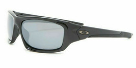 Oakley Valve Sunglasses 12-837 Polished Black Frame Black Iridium Polari... - $59.38