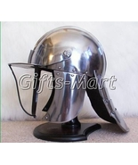 Knight Armor Costume Adult Mens Medieval Renaissance Halloween Fancy Dre... - $54.18