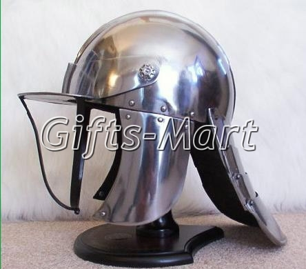 Knight Armor Costume Adult Mens Medieval Renaissance Halloween Fancy Dress rk35