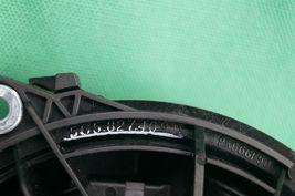 12-16 Volkswagen VW Beetle Trunk Lid Latch Release Switch Emblem Badge Lock image 5