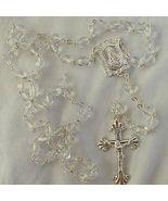 Crystal rosary - $24.00