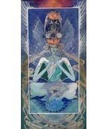 Artistic pisces zodiac sign poster - $18.00