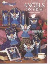Angels On High Plastic Canvas Patterns - $9.99