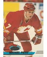 1993-94 Stadium Club #232 Michel Petit  - $0.50