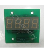 ADC Dryer PH-5 Display Board 137098 - $49.97