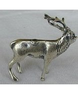 Decorative moose miniature - $25.00