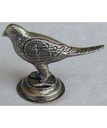 Tsif tsif silver bird miniature - $105.00