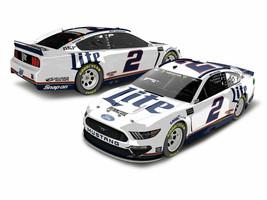 Brad Keselowski 2019 #2 Miller Lite Ford Mustang 1:64 ARC - NASCAR - $7.91