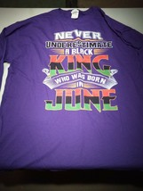 fruit of the loom purple XL long sleeve t shirt #13  BRAND NEW!!!!!!!!!... - $5.94
