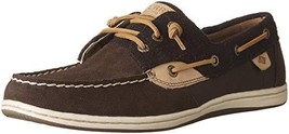 Sperry Top-Sider Songfish Suede Boat Shoes  Mult Sz - €72,27 EUR