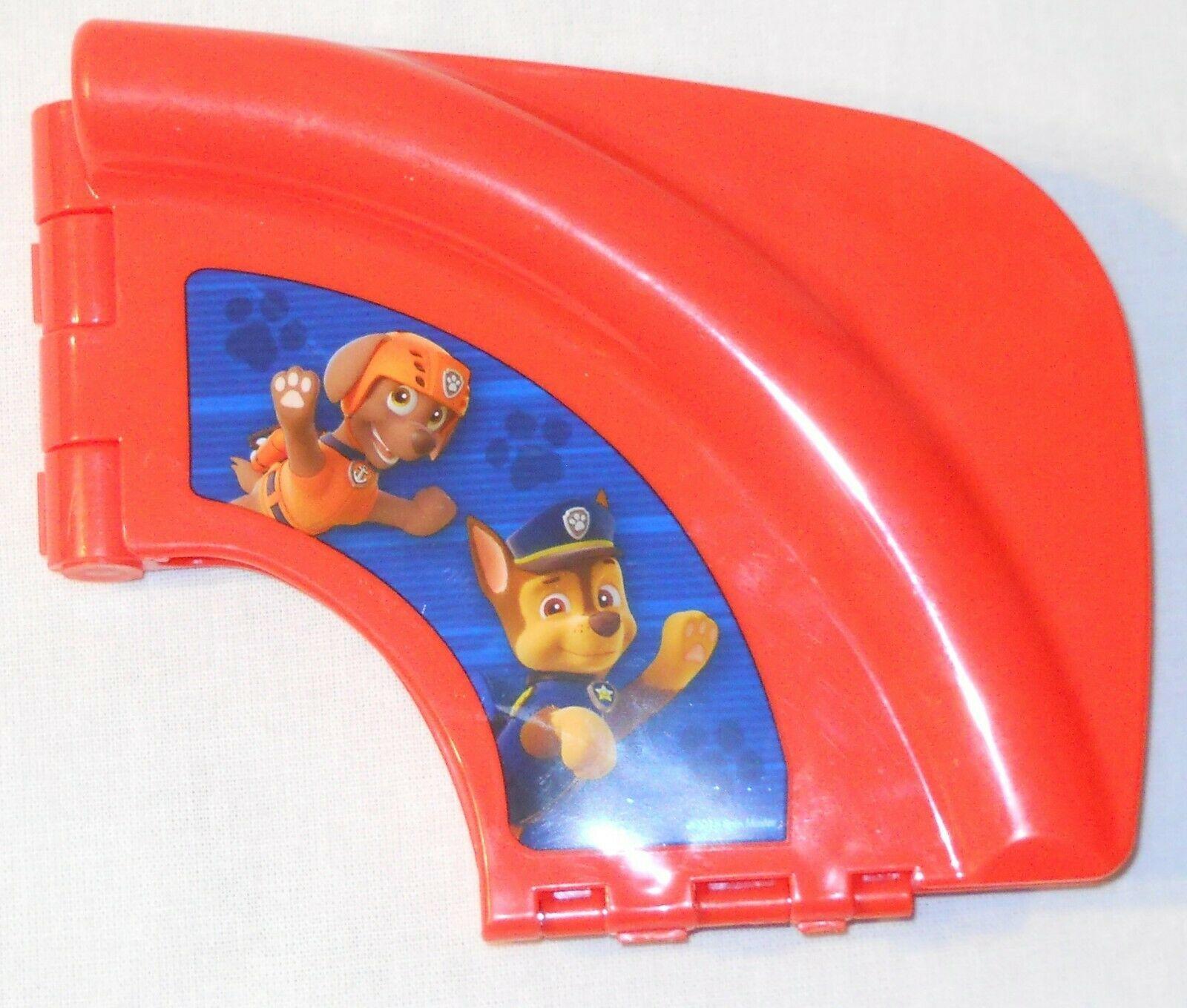 Nickelodeon Paw Patrol Travel Folding Potty Seat Red NEW