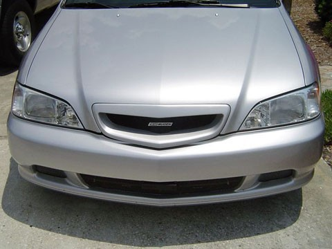 Sport Grill Grille Fits JDM Acura 3.2 TL Honda Inspire 99 00 01 1999 2000 2001