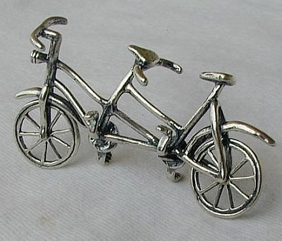 Two seater Bicycle