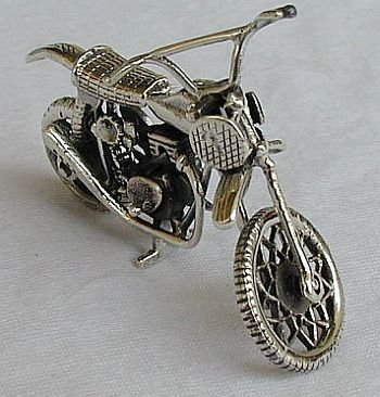 Motorcycle 1 miniature