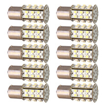 10x HQRP 10-30V BA15s 30 LEDs Bulb for 1073 / 1156 Casita RV Interior / ... - $54.95