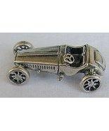 Antique racing car miniature - $32.00