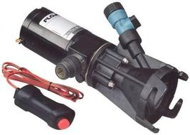 Flojet 18555-000A, Portable RV Waste Pump, 12 Volt DC, Macerator, Includ... - $376.00