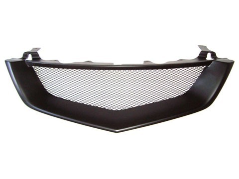 Front Bumper Mesh Grill Grille Fits JDM And Similar Items - 2003 acura tl front bumper