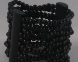 Black wood stretch bracelet 1 thumb155 crop