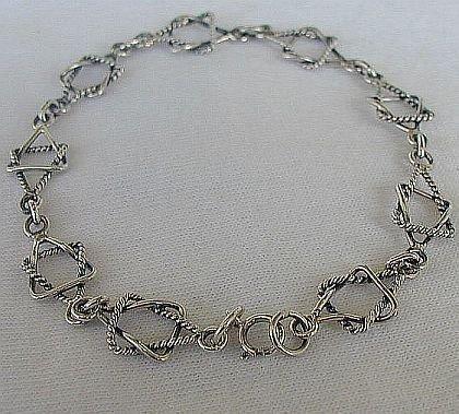 David Star bracelet