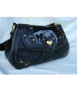 Moschino Black Patent Leather - $149.99