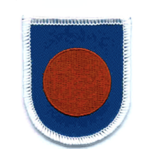 "2.25"" ARMY 11TH AIRBORNE DIVISION FLASH EMBROIDERED PATCH - $17.09"