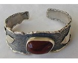 Red silver bangle b thumb155 crop