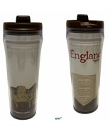 2004 Starbucks 12 oz City Series Travel Tumbler England Insulated Coffee... - $23.45