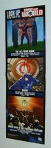 Dc Comics Superheroes Poster 1:THE ATOM/OMAC/UNCLE Sam - $40.00