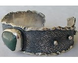 Green oxidized silver bangle thumb155 crop