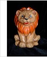 NAPCOWARE JAPAN National Potteries Co. LION BANK Blue Gem ey - $19.95